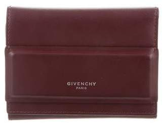 Givenchy Leather Trifold Wallet