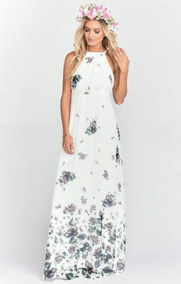 Show Me Your Mumu Amanda Maxi Dress ~ Floral Falls