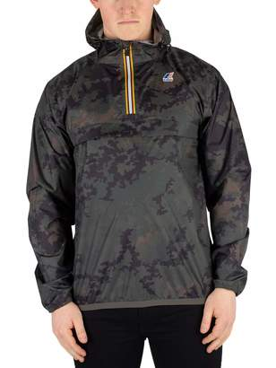 K-Way Le Vrai 3.0 Leon Graphic Unisex Jacket M