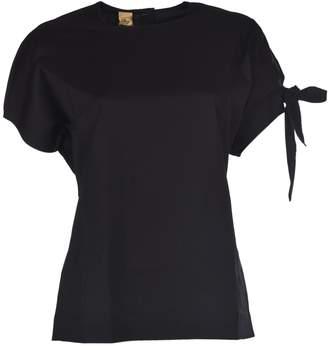 Fay Sleeved Tie Shirt