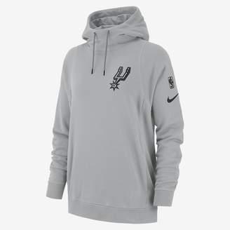 Nike San Antonio Spurs Women's NBA Hoodie