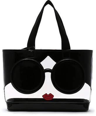 Alice + Olivia (アリス オリビア) - alice + olivia BECCA MED STACEYFACE PVC TOTE