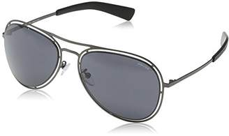 Police S8960 Offside 3 aviator Sunglasses