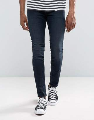 Cheap Monday Tight Skinny Jeans Blue Listed