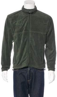 Columbia Fleece Zip-Up Sweater