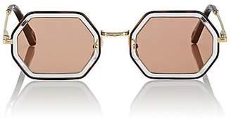 Chloé Women's Tally Small Sunglasses - 253-Havana Crystal, Brown