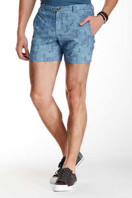 Parke & Ronen Printed Holler Short $140 thestylecure.com