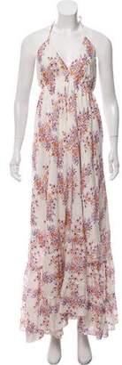 Roberta Roller Rabbit Printed Halter Dress