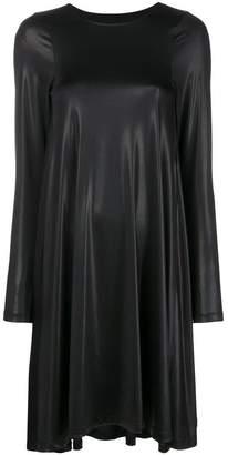 MM6 MAISON MARGIELA pleated shift dress