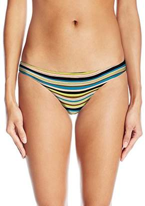 Volcom Women's Salty Air Full Bikini Bottom