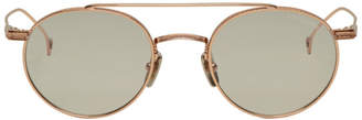 Dita Rose Gold Journey Sunglasses