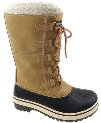 23e709a0841 Womens Tall Leather Lace Up Boots - ShopStyle