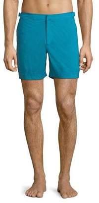 Orlebar Brown Bulldog Sport Shorts, Azure