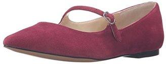 Adrienne Vittadini Footwear Women's Frazier Mary Jane Flat $18.90 thestylecure.com