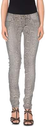 Plein Sud Jeans Denim pants - Item 42466555NA