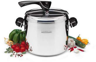 Camilla And Marc Lagostina Brava Plus 7 L Pressure Cooker