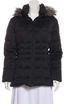 Calvin Klein Quilted Down Coat