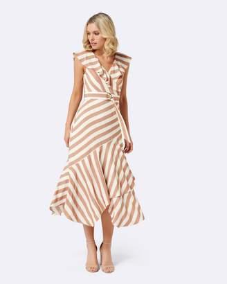 Petite Blair Stripe Dress
