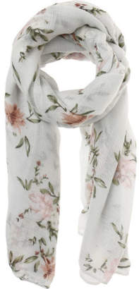 NEW Piper Floral Scarf Green