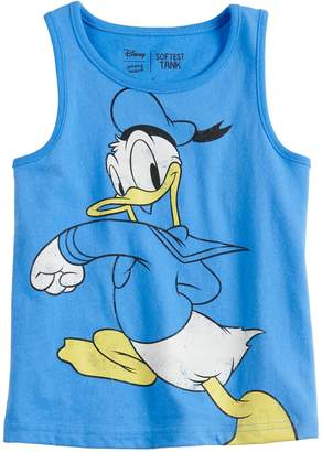 Disneyjumping Beans Disney's Donald Duck Toddler Boy Softest Tank Top by Jumping Beans