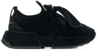 MM6 MAISON MARGIELA front bow sneakers