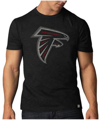 '47 Men's Atlanta Falcons Logo Scrum T-Shirt