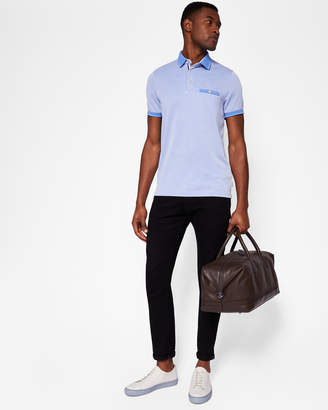 Ted Baker CAGEY Soft touch polo shirt