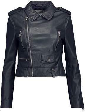 Walter W118 By Baker Hanna Leather Biker Jacket
