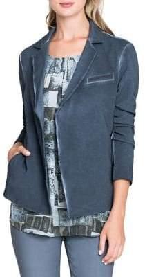 Nic+Zoe Classic Long-Sleeve Blazer