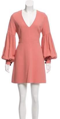 Alexis Crepe Mini Dress