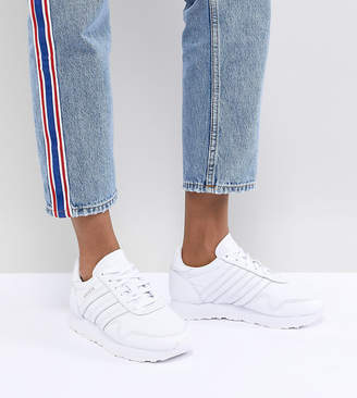 adidas Made In Germany Haven Sneakers In Premium White Leather