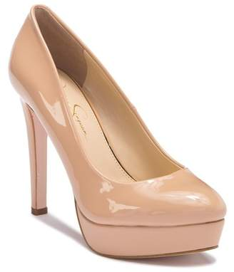 553a8773d315 Nude Shoes By Jessica Simpson - ShopStyle