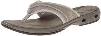 Columbia Kambi Vent, Women's Flip Flop, Silver (Silver Sage/Stone)