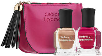 Deborah Lippmann DEBORAH Sex and Candy Nail Lacquer Duo