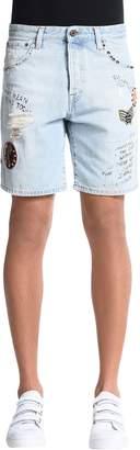Just Cavalli Denim shorts - Item 42650376BW