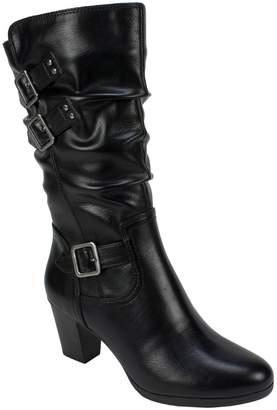 Rialto Mid Calf Boots - Flack