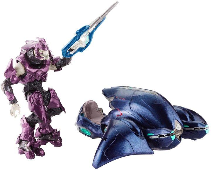 "Halo Ghost 6"" Figure Vehicle"