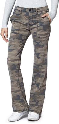 Sanctuary Camo Print Chino Pants
