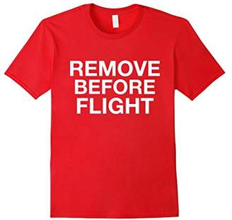 Cool Aviator: Remove Before Flight Pilot T-Shirt