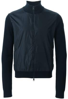 Moncler two-tone cardigan