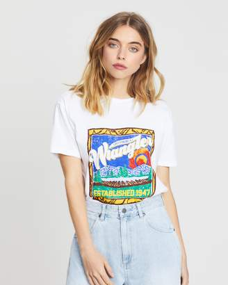Wrangler Looking Out SS Tee - Women's