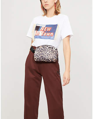House of Holland New in town cotton-jersey T-shirt