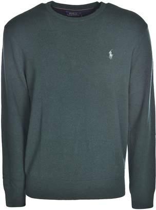 Ralph Lauren Embroidered Logo Sweater
