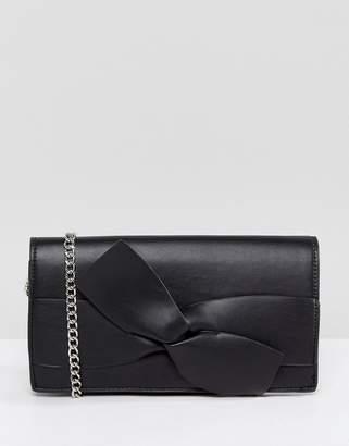 Morgan Tie Detail Chain Strap Bag