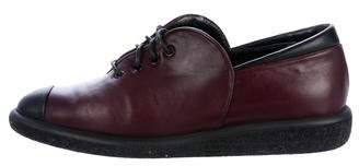 Walter Steiger Leather Cap-Toe Oxfords
