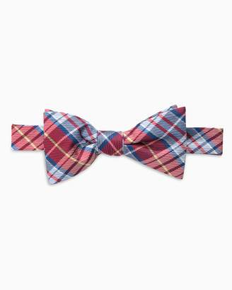 Southern Tide Seminole Plaid Bow Tie