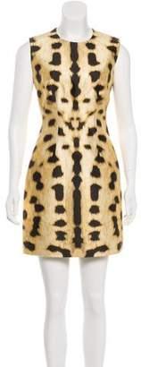 Kaufman Franco KAUFMANFRANCO Wool and Silk Dress w/ Tags