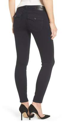 True Religion Casey Flap Pocket Skinny Jeans (Indigo Origin)