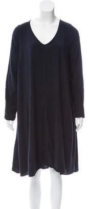 Cp Shades Long Sleeve Mini Dress