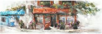 Artmaison Canada The Cafe I Wall Art
